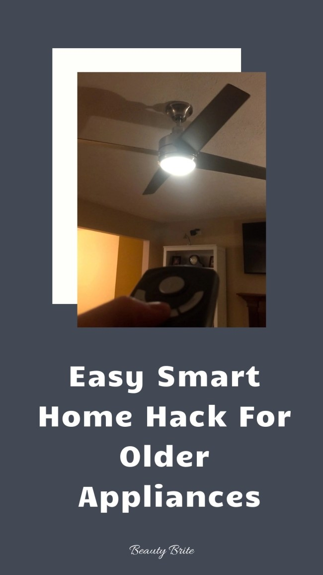 Easy Smart Home Hack For Older Appliances -- The Bond