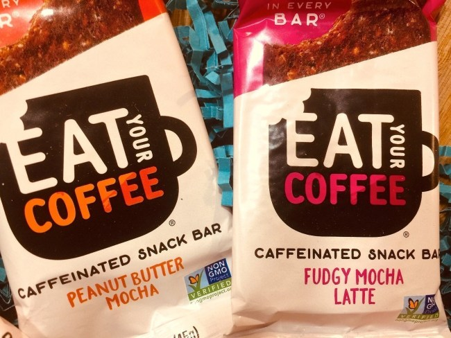 Eat Your Coffee Bars