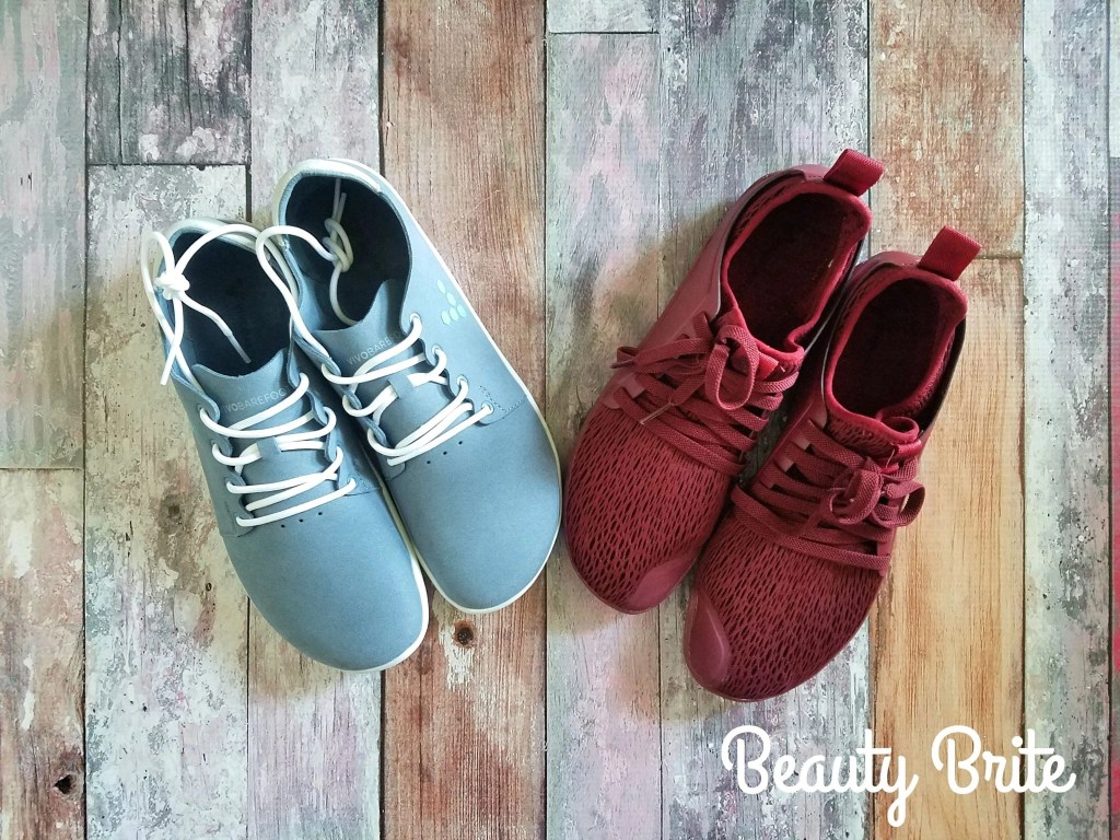 Lottie Eco Suede and Kanna shoes