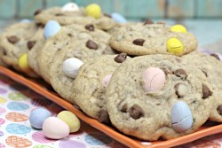 Malt Easter Egg Cookies recipe