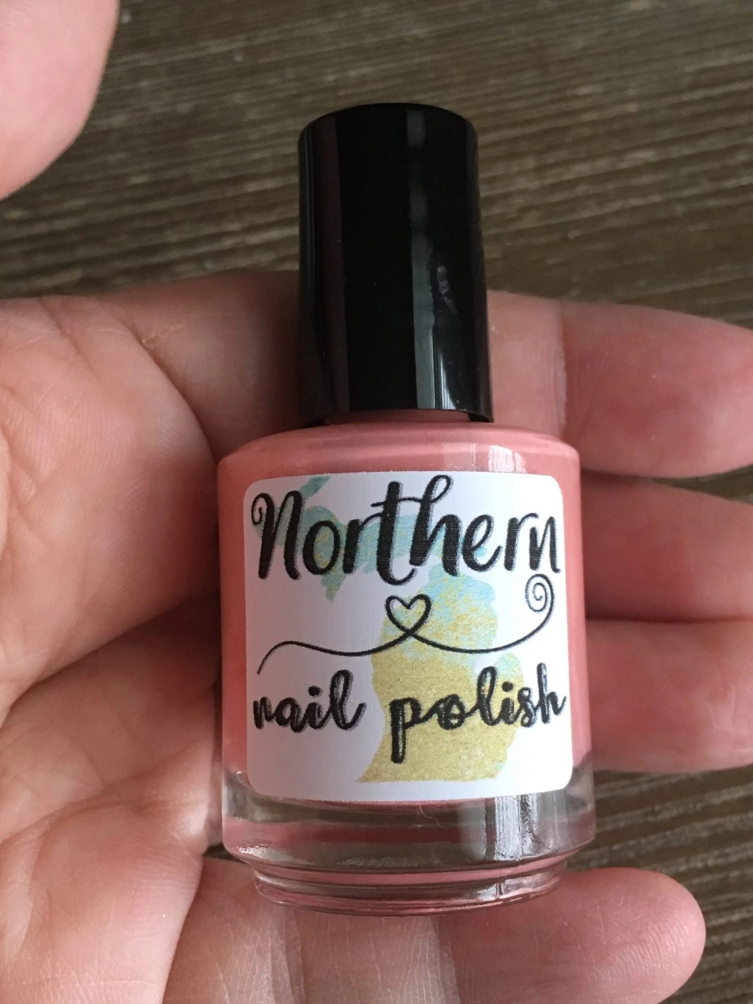 Northern Nail Polish in America's High Five