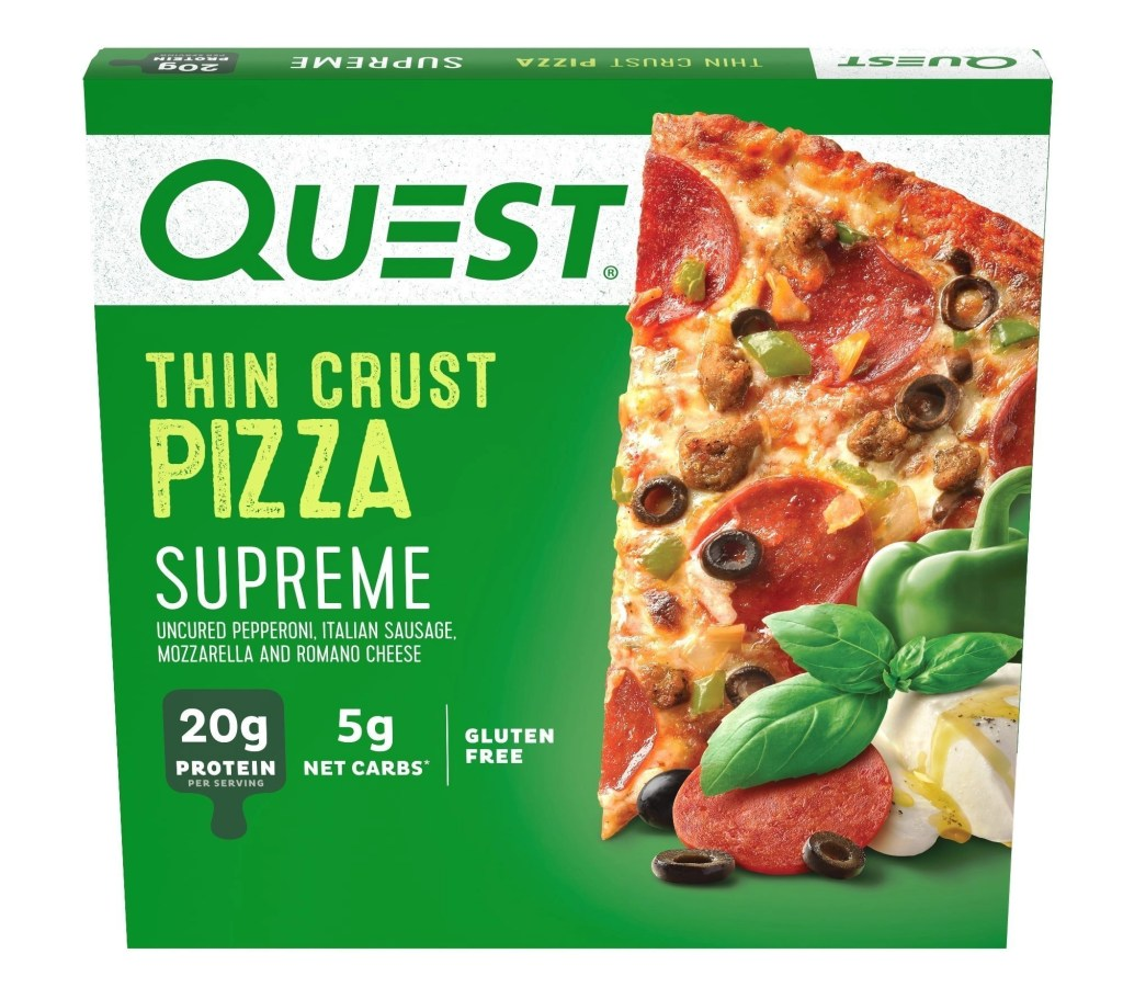 Quest Nutrition Supreme Pizza