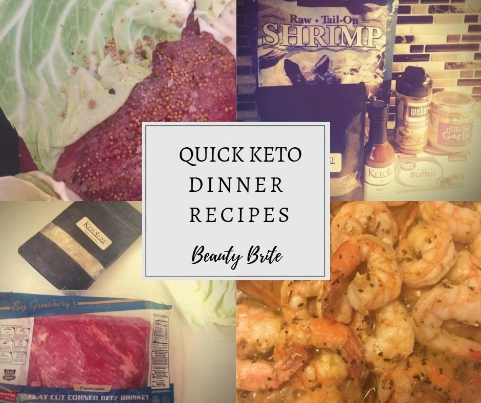 Quick Keto Dinner Recipes