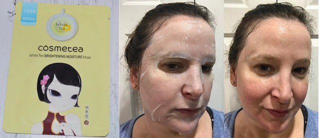 Cosmetea Brightening Moisture Sheet Mask