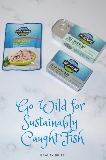 Go Wild for Sustainably Caught Fish