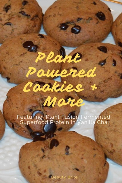 Plant Powered Cookies + More