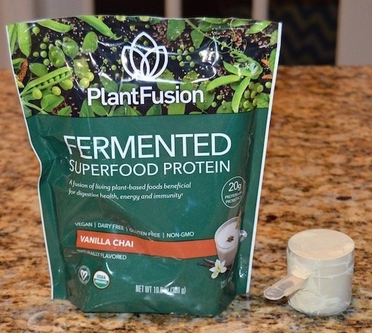 Plant Powered PlantFusion Fermented Superfood Protein