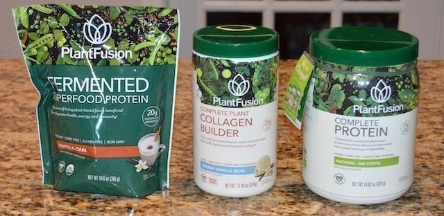 Plant Powered PlantFusion Powders