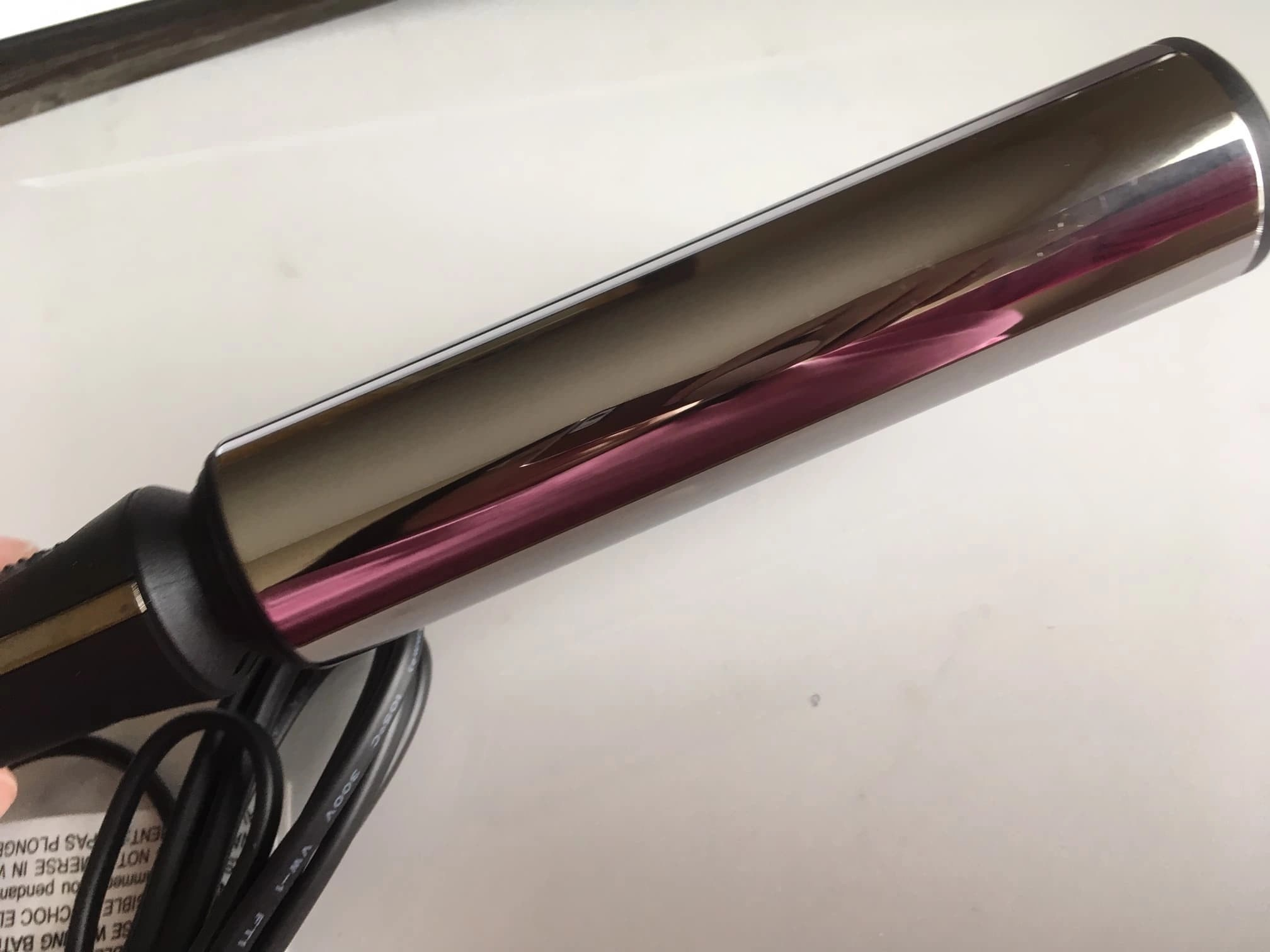 Sultra Curling Wand - wand photo