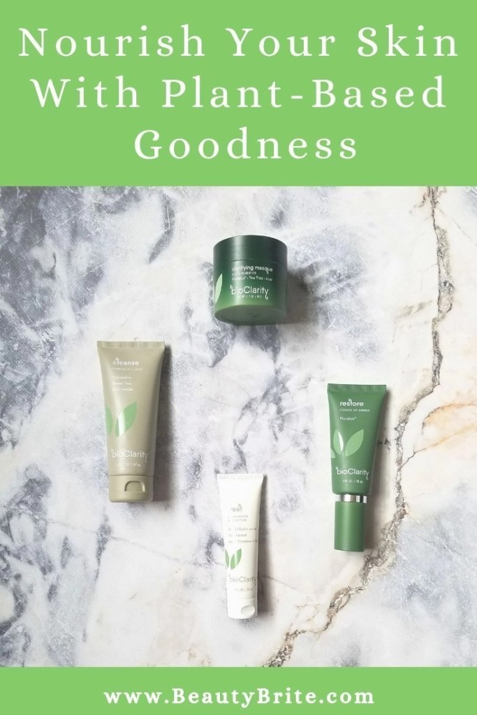 Nourish Your Skin With Plant-Based Goodness