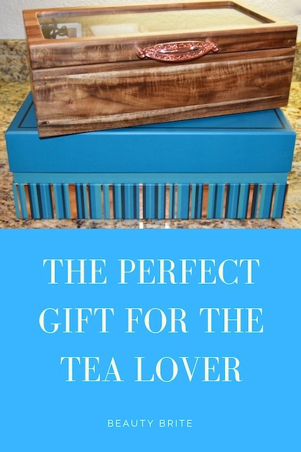 The Perfect Gift for the Tea Lover
