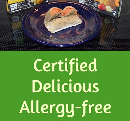 Certified Delicious Allergy-free Pockets