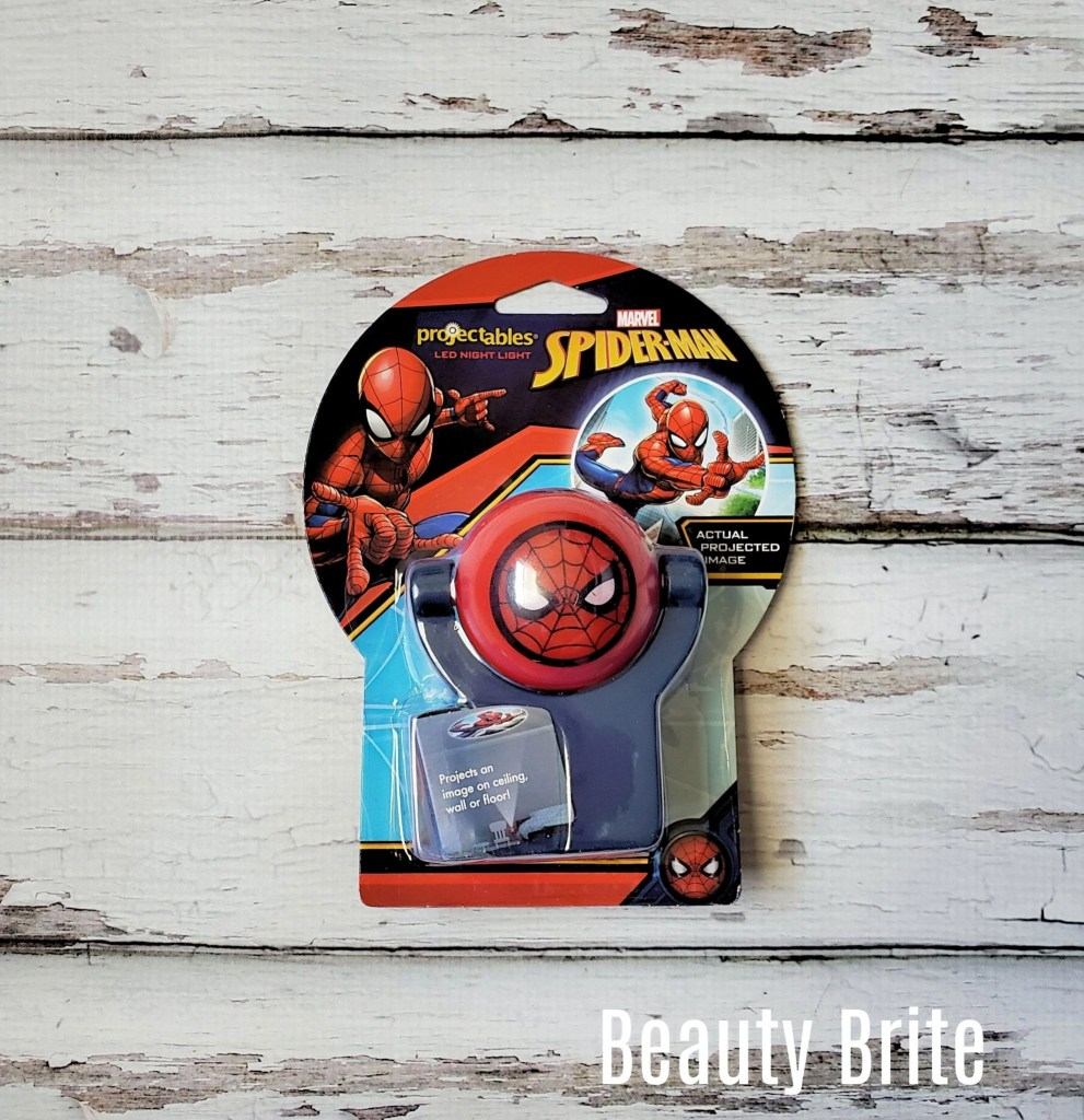 Projectables LED Plug-In Spider-Man Nightlight