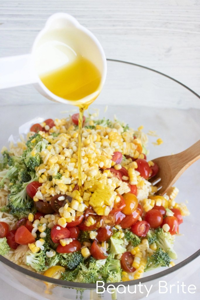 Orzo Summer Salad IP Step 6
