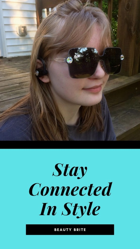 Stay Connected In Style - Stylaga Sunglasses and Over The Ear Earbuds