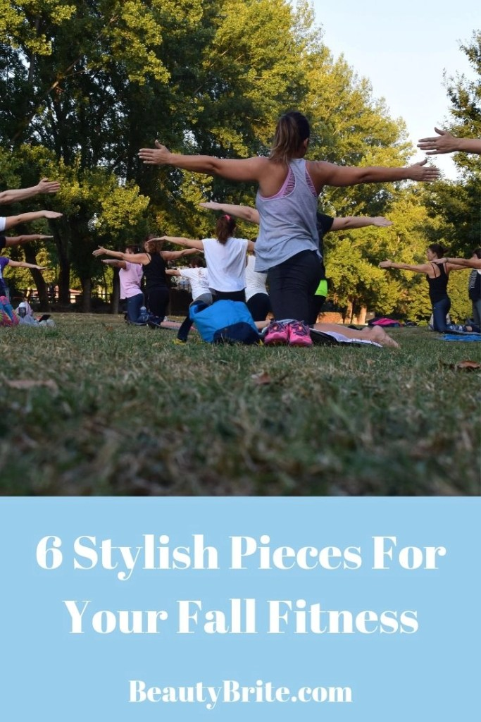6 Stylish Pieces For Your Fall Fitness
