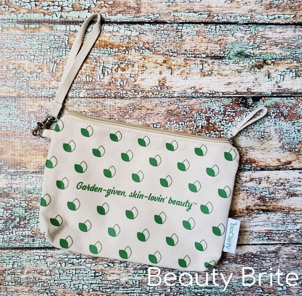 bioClarity Carry-all canvas bag