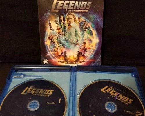 DC's Legends of Tomorrow The Complete Fourth Season