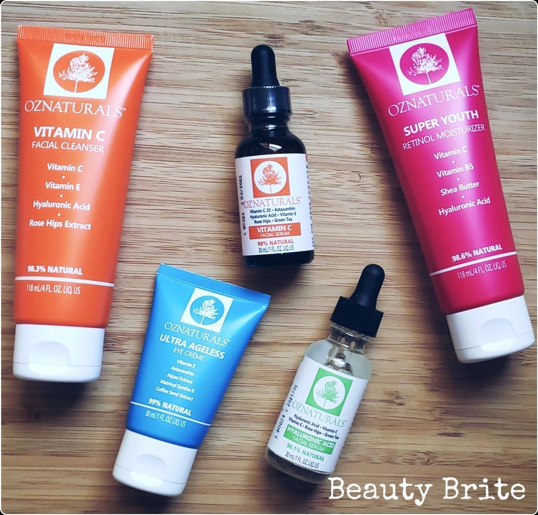 Oz Natural Daily Products