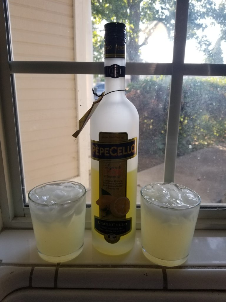 Pepecello Lemon Cooler