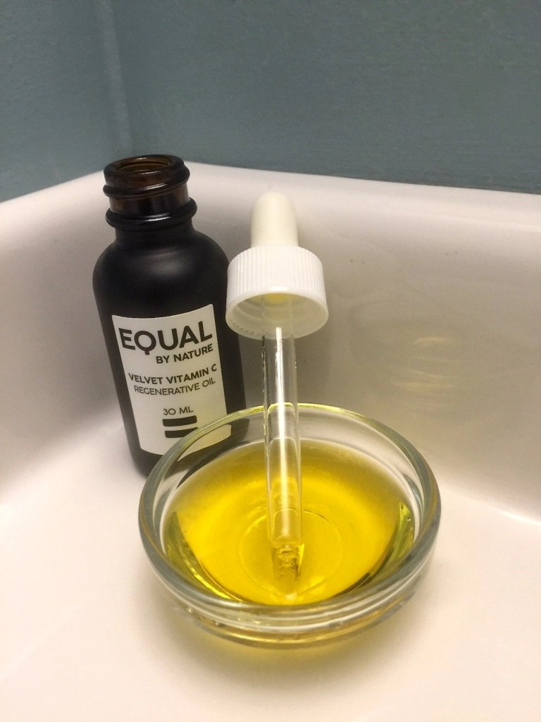 Equal By Nature Velvet Vitamin C Regenerative Oil