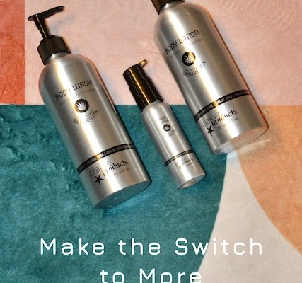 Make the Switch to More Sustainable Beauty Products