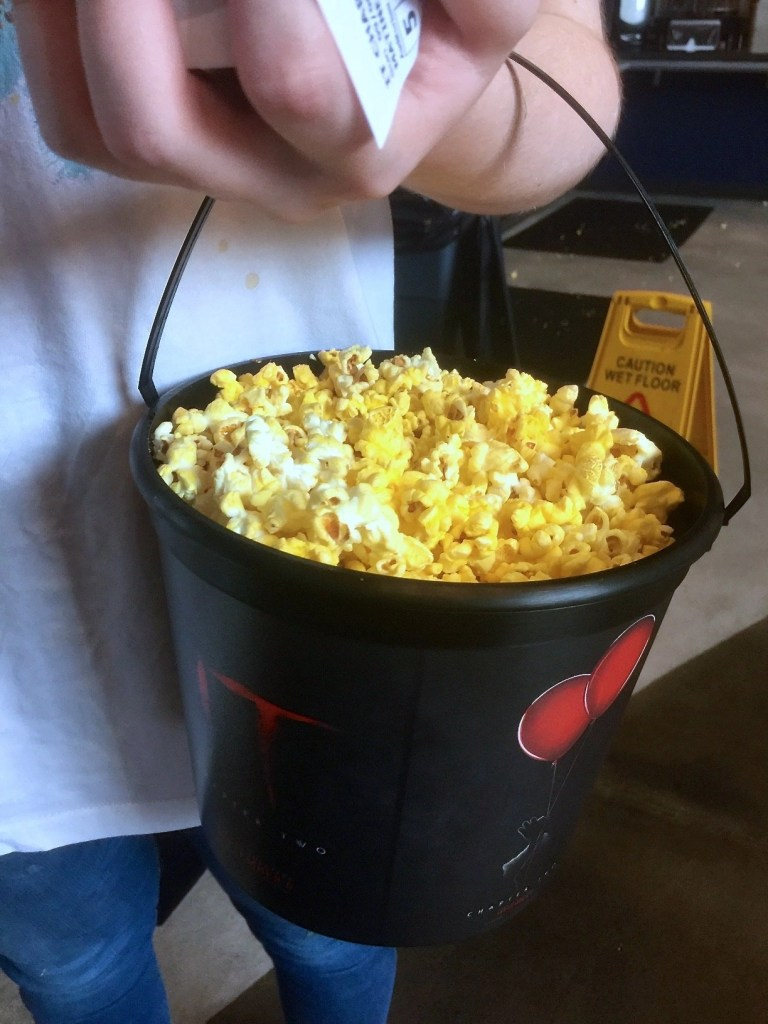 Stephen King's IT: Chapter 2 popcorn bucket
