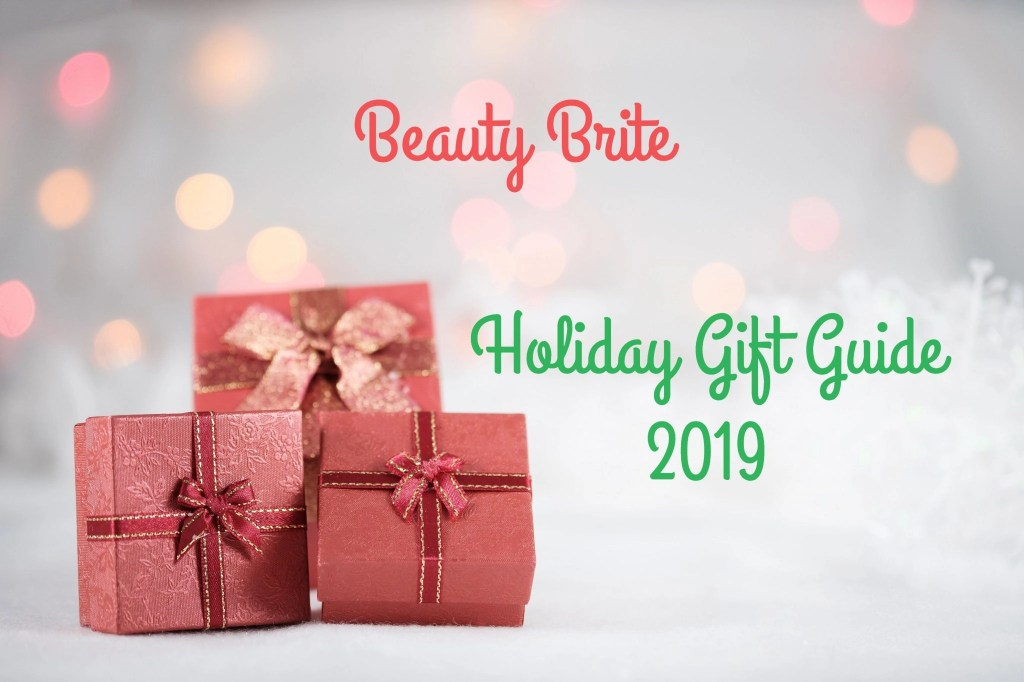 Beauty Brite Holiday Gift Guide 2018