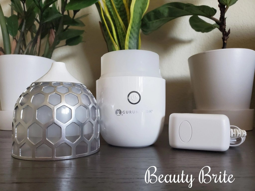 Honeycomb Ultrasonic Essential Oil Diffuser pieces