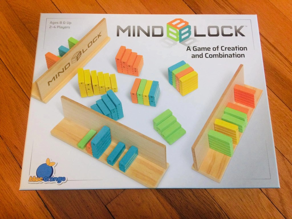 Blue Orange Games - MindBlock