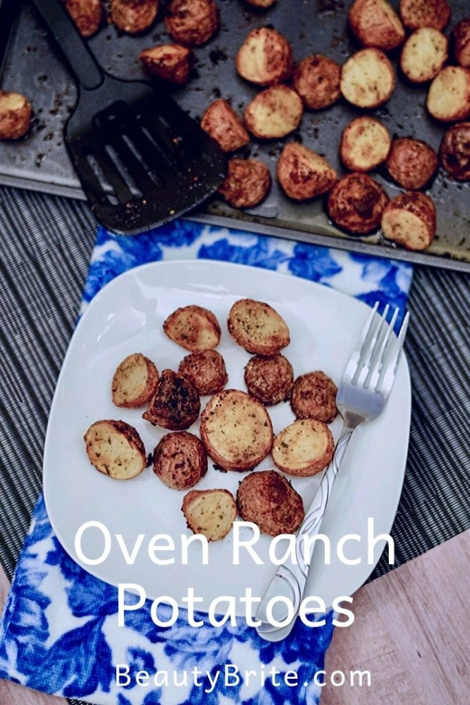 Oven Ranch Potatoes