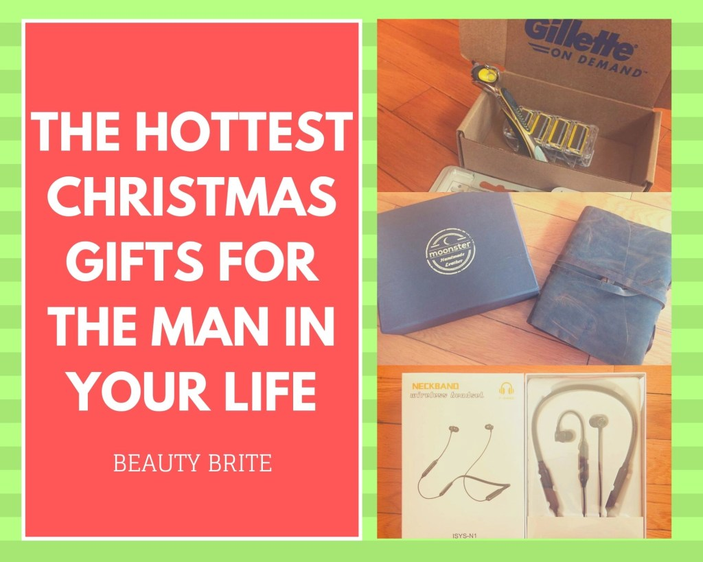The Hottest Christmas Gifts For The Man In Your Life -- Gilette, I-Jazz, Moonster, 28|Collective