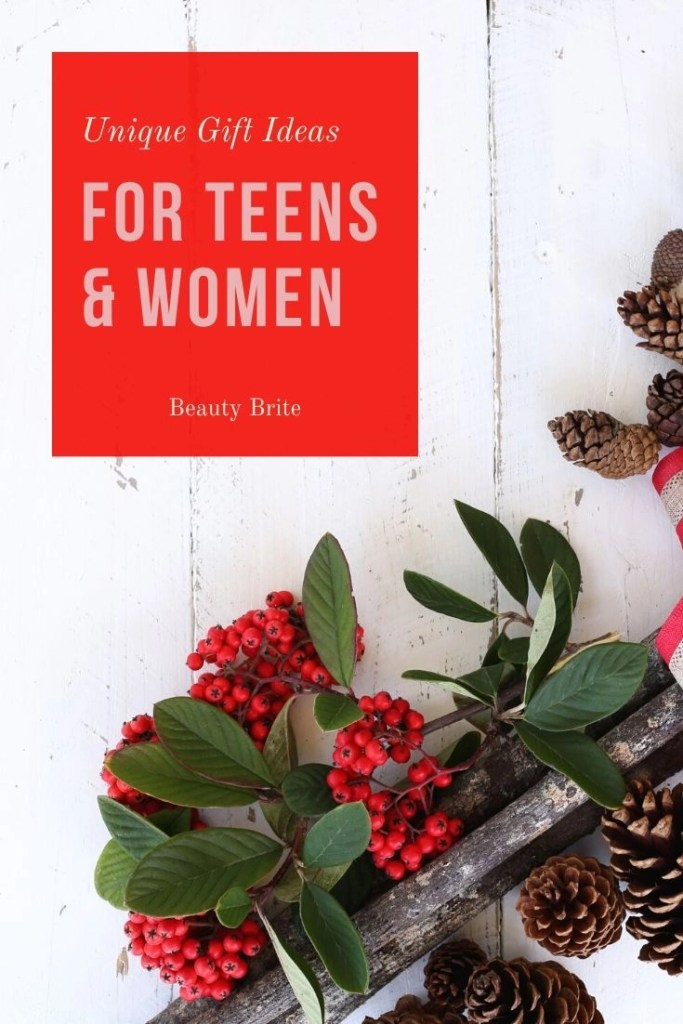 Unique Gift Ideas For Teens And Women --- Country Archer Jerky Co.-Cultured Candy-Bixby & Co. Luxury Chocolate Bonbons-Beessential Happbee Holiday Lip Balm Tin-Galaxy Bombs Bath Bombs-TLD Candles S+P Shaker Set-Invisasox