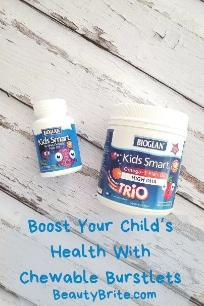 Boost Your Child's Health With Chewable Burstlets