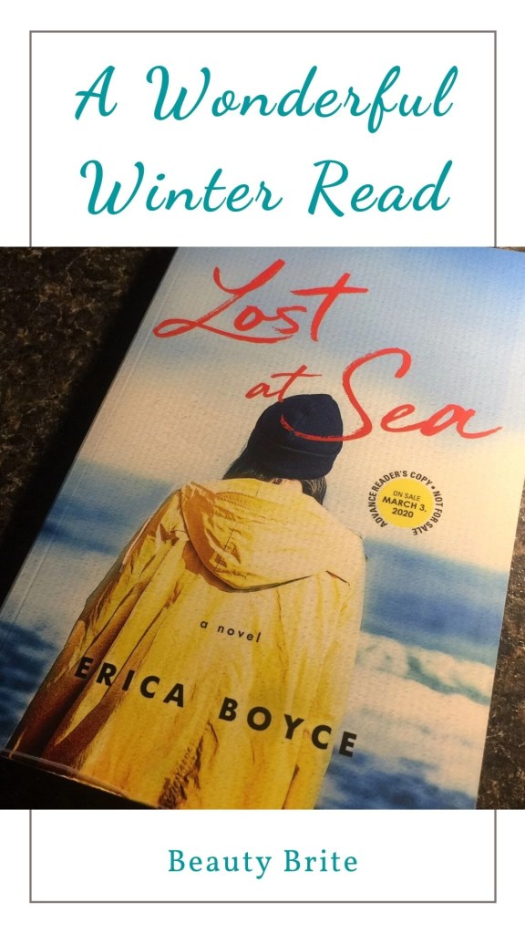 A Wonderful Winter Read - Lost At Sea by Erica Boyce - Keurig Junior Mints Hot Cocoa K-Cups
