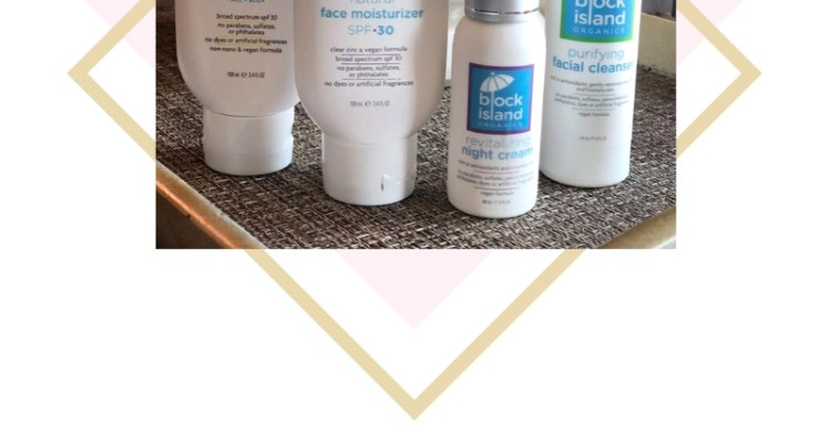 Protect Your Skin with Block Island Organics