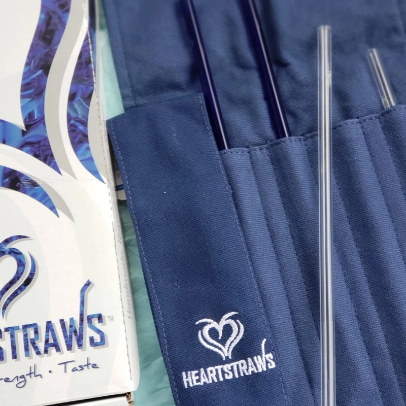 HeartStraws is available in assorted colors, lengths, and widths, we have a straw for every occasion. A single straw pouch sets start at just $8.99
