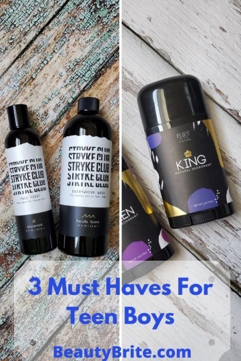 3 Must Haves For Teen Boys