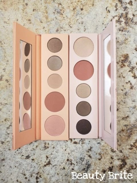 Pretty Naked Palettes