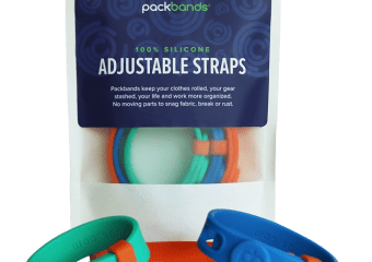 Packbands 3 Pack - Photo Credit Packbands