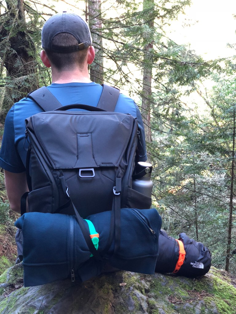Packbands For Hiking Organization - Photo Credit Packbands