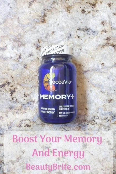 Boost Your Memory And Energy