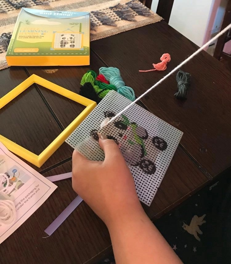 Little Learning Hands Activities