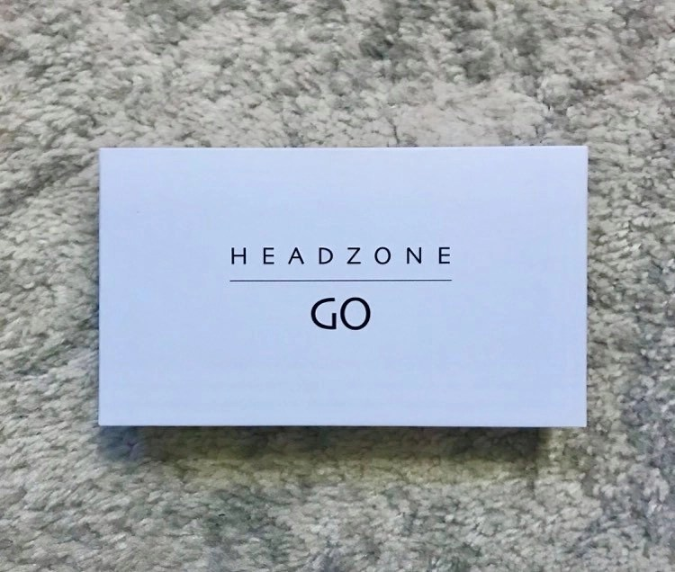 Headzone Go Packaging