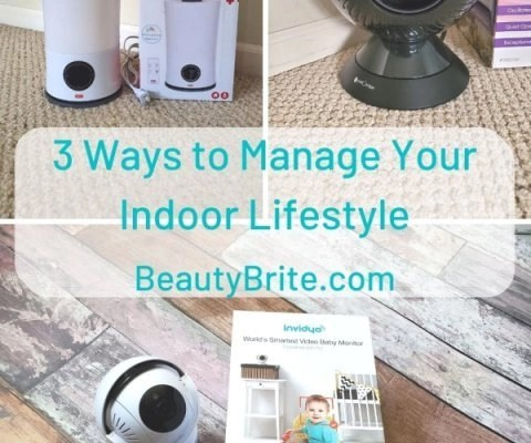 3 Ways to Manage Your Indoor Lifestyle