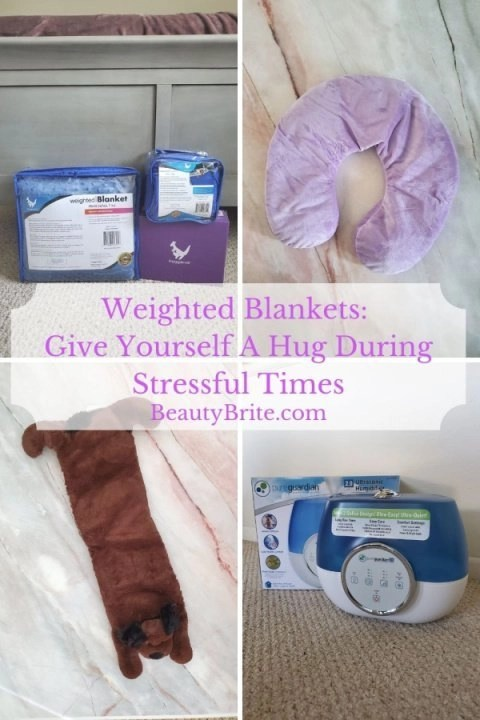 Weighted Blankets: Give Yourself A Hug During Stressful Times