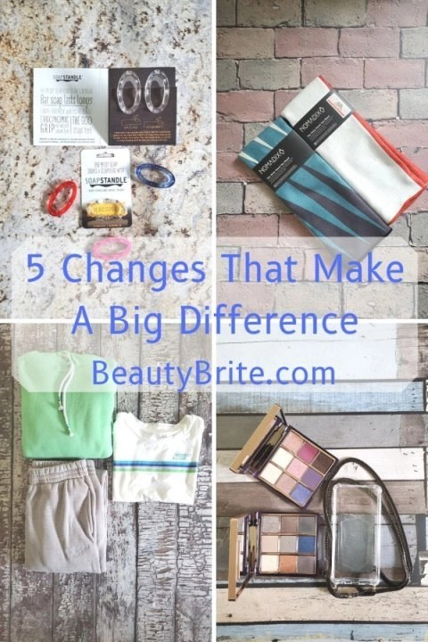 5 Changes That Make A Big Difference