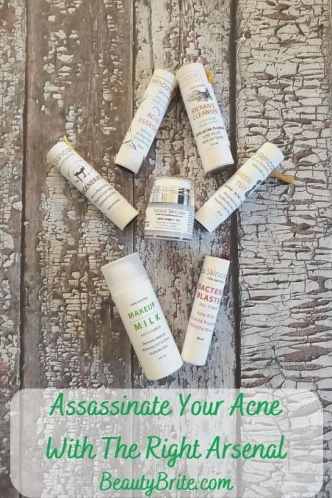 Assassinate Your Acne With The Right Arsenal