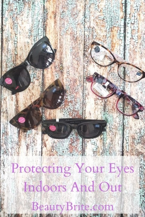 Protecting Your Eyes Indoors And Out