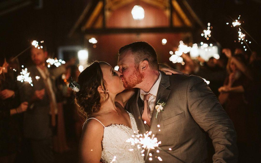 Brittany & Ryan's Sweet, Blush Wedding